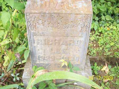 SHIVELEY, RICHARD LEE - Adams County, Ohio | RICHARD LEE SHIVELEY - Ohio Gravestone Photos