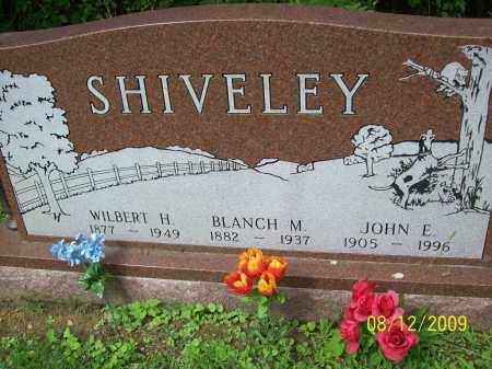 SHIVELEY, JOHN E - Adams County, Ohio | JOHN E SHIVELEY - Ohio Gravestone Photos