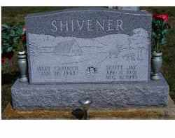 SHIVENER, MARY CAROLYN - Adams County, Ohio | MARY CAROLYN SHIVENER - Ohio Gravestone Photos