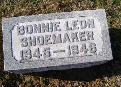 SHOEMAKER, BONNIE LEON - Adams County, Ohio | BONNIE LEON SHOEMAKER - Ohio Gravestone Photos