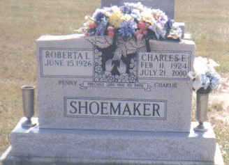SHOEMAKER, ROBERTA I. - Adams County, Ohio | ROBERTA I. SHOEMAKER - Ohio Gravestone Photos
