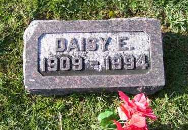 SHOEMAKER, DAISY E. - Adams County, Ohio | DAISY E. SHOEMAKER - Ohio Gravestone Photos