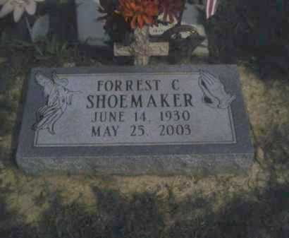 SHOEMAKER, FORREST C. - Adams County, Ohio | FORREST C. SHOEMAKER - Ohio Gravestone Photos
