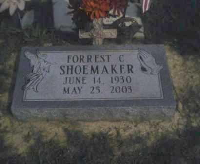 SHOEMAKER, FORREST C. - Adams County, Ohio   FORREST C. SHOEMAKER - Ohio Gravestone Photos