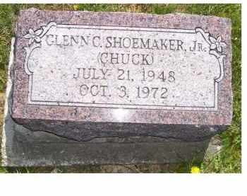 SHOEMAKER, GLENN C. JR. - Adams County, Ohio | GLENN C. JR. SHOEMAKER - Ohio Gravestone Photos