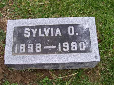 SHOEMAKER, SYLVIA O. - Adams County, Ohio | SYLVIA O. SHOEMAKER - Ohio Gravestone Photos
