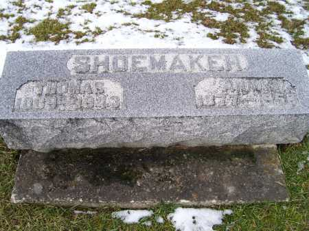 SHOEMAKER, THOMAS - Adams County, Ohio | THOMAS SHOEMAKER - Ohio Gravestone Photos