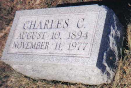 SHUMAKER, CHARLES C. - Adams County, Ohio | CHARLES C. SHUMAKER - Ohio Gravestone Photos