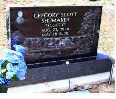 SHUMAKER, GREGORY SCOTT - Adams County, Ohio | GREGORY SCOTT SHUMAKER - Ohio Gravestone Photos