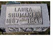 SHUMAKER, LAURA - Adams County, Ohio | LAURA SHUMAKER - Ohio Gravestone Photos