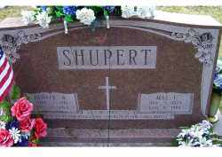 SHUPERT, DENVER W. - Adams County, Ohio | DENVER W. SHUPERT - Ohio Gravestone Photos