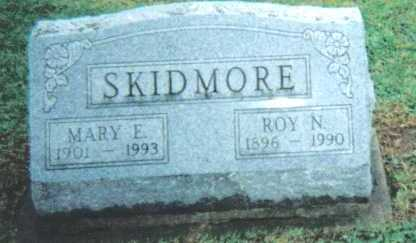 SKIDMORE, ROY N. - Adams County, Ohio | ROY N. SKIDMORE - Ohio Gravestone Photos