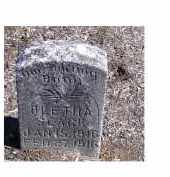 SLACK, OLETHA - Adams County, Ohio | OLETHA SLACK - Ohio Gravestone Photos