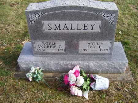 SMALLEY, IVY E. - Adams County, Ohio | IVY E. SMALLEY - Ohio Gravestone Photos