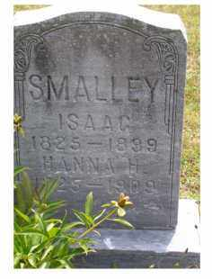 SMALLEY, ISAAC - Adams County, Ohio | ISAAC SMALLEY - Ohio Gravestone Photos