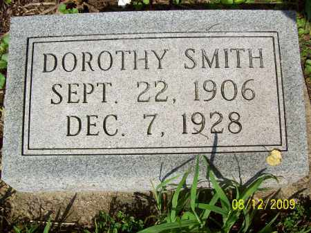 SMITH, DOROTHY - Adams County, Ohio | DOROTHY SMITH - Ohio Gravestone Photos