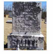 SMITH, JOHN M. - Adams County, Ohio | JOHN M. SMITH - Ohio Gravestone Photos