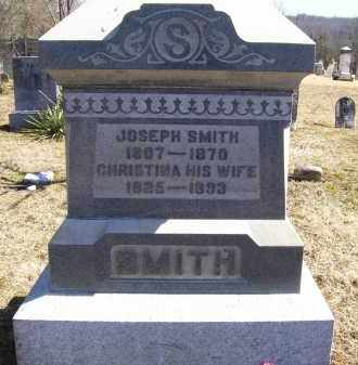 SMITH, CHRISTINA - Adams County, Ohio | CHRISTINA SMITH - Ohio Gravestone Photos