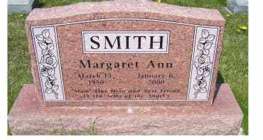 SMITH, MARGARET ANN - Adams County, Ohio | MARGARET ANN SMITH - Ohio Gravestone Photos