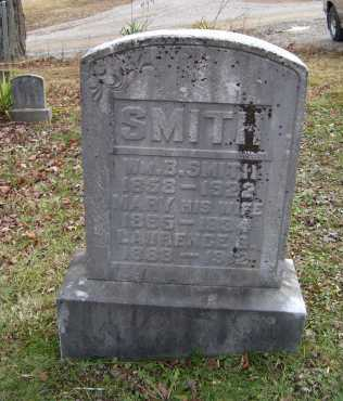 SMITH, MARY - Adams County, Ohio | MARY SMITH - Ohio Gravestone Photos