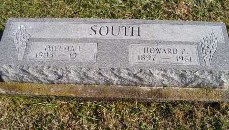 SOUTH, HOWARD P. - Adams County, Ohio | HOWARD P. SOUTH - Ohio Gravestone Photos