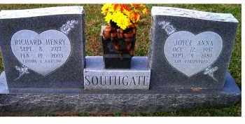 SOUTHGATE, RICHARD HENRY - Adams County, Ohio | RICHARD HENRY SOUTHGATE - Ohio Gravestone Photos