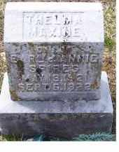 SPIRES, THELMA MAXINE - Adams County, Ohio | THELMA MAXINE SPIRES - Ohio Gravestone Photos