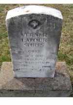 SPIRES, VERNER LATOUR - Adams County, Ohio | VERNER LATOUR SPIRES - Ohio Gravestone Photos