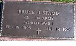 STAMM, BRUCE J. - Adams County, Ohio | BRUCE J. STAMM - Ohio Gravestone Photos