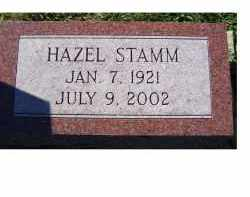STAMM, HAZEL - Adams County, Ohio | HAZEL STAMM - Ohio Gravestone Photos