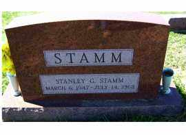 STAMM, STANLEY G. - Adams County, Ohio | STANLEY G. STAMM - Ohio Gravestone Photos