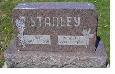 STANLEY, JACOB - Adams County, Ohio | JACOB STANLEY - Ohio Gravestone Photos
