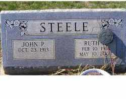STEELE, RUTH - Adams County, Ohio | RUTH STEELE - Ohio Gravestone Photos