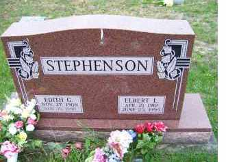 STEPHENSON, ELBERT L. - Adams County, Ohio | ELBERT L. STEPHENSON - Ohio Gravestone Photos