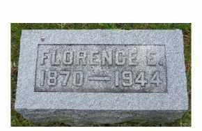 STORER, FLORENCE E. - Adams County, Ohio   FLORENCE E. STORER - Ohio Gravestone Photos