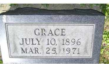 YANKIE STORER, GRACE - Adams County, Ohio | GRACE YANKIE STORER - Ohio Gravestone Photos