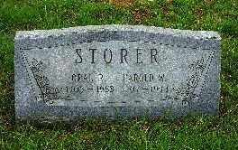 STORER, HAROLD W. - Adams County, Ohio | HAROLD W. STORER - Ohio Gravestone Photos
