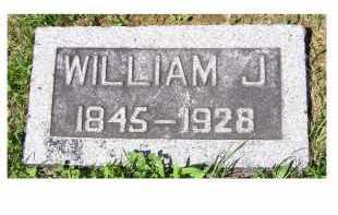 STORER, WILLIAM J. - Adams County, Ohio   WILLIAM J. STORER - Ohio Gravestone Photos