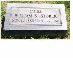 STORER, WILLIAM S. - Adams County, Ohio | WILLIAM S. STORER - Ohio Gravestone Photos