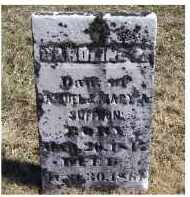 SUFFRON, CAROLINE A. - Adams County, Ohio | CAROLINE A. SUFFRON - Ohio Gravestone Photos