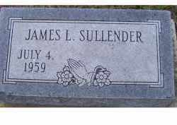 SULLENDER, JAMES L. - Adams County, Ohio | JAMES L. SULLENDER - Ohio Gravestone Photos