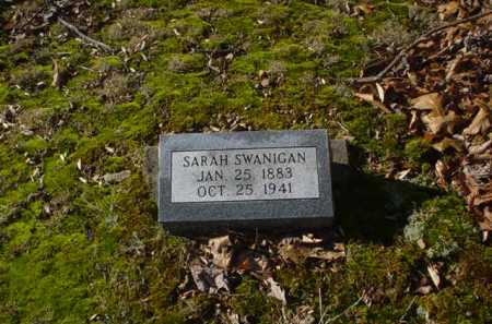 SWANIGAN, SARAH - Adams County, Ohio | SARAH SWANIGAN - Ohio Gravestone Photos