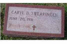 SWEARINGEN, CARYL D. - Adams County, Ohio | CARYL D. SWEARINGEN - Ohio Gravestone Photos