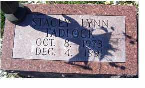 TADLOCK, STACEY LYNN - Adams County, Ohio | STACEY LYNN TADLOCK - Ohio Gravestone Photos
