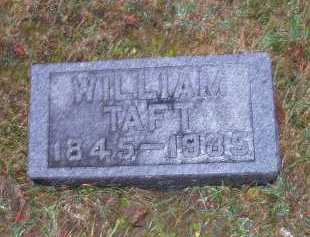 TAFT, WILLIAM - Adams County, Ohio | WILLIAM TAFT - Ohio Gravestone Photos