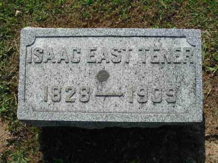 TENER, ISAAC EAST - Adams County, Ohio | ISAAC EAST TENER - Ohio Gravestone Photos