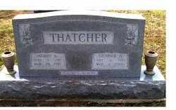 THATCHER, HARRY B. - Adams County, Ohio | HARRY B. THATCHER - Ohio Gravestone Photos