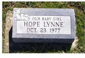 THOMPSON, HOPE LYNNE - Adams County, Ohio   HOPE LYNNE THOMPSON - Ohio Gravestone Photos