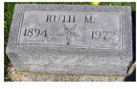 THOMPSON, RUTH M. - Adams County, Ohio | RUTH M. THOMPSON - Ohio Gravestone Photos