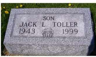 TOLLER, JACK L. - Adams County, Ohio | JACK L. TOLLER - Ohio Gravestone Photos